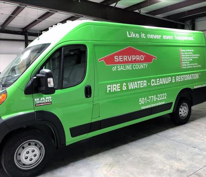 Community SERVPRO of Saline County is open for business!